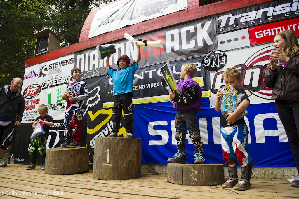 It ain t all about the big kids in PA minishred podium. So damn cool to see the future.
