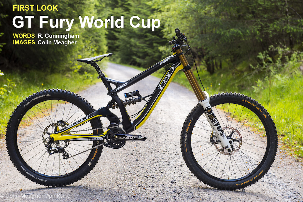 GT 2014 Fury World Cup side shot