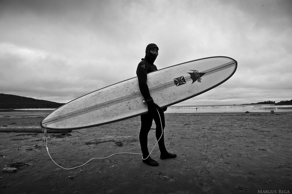 Thomas Vanderham...Tofino surf Ninja.
