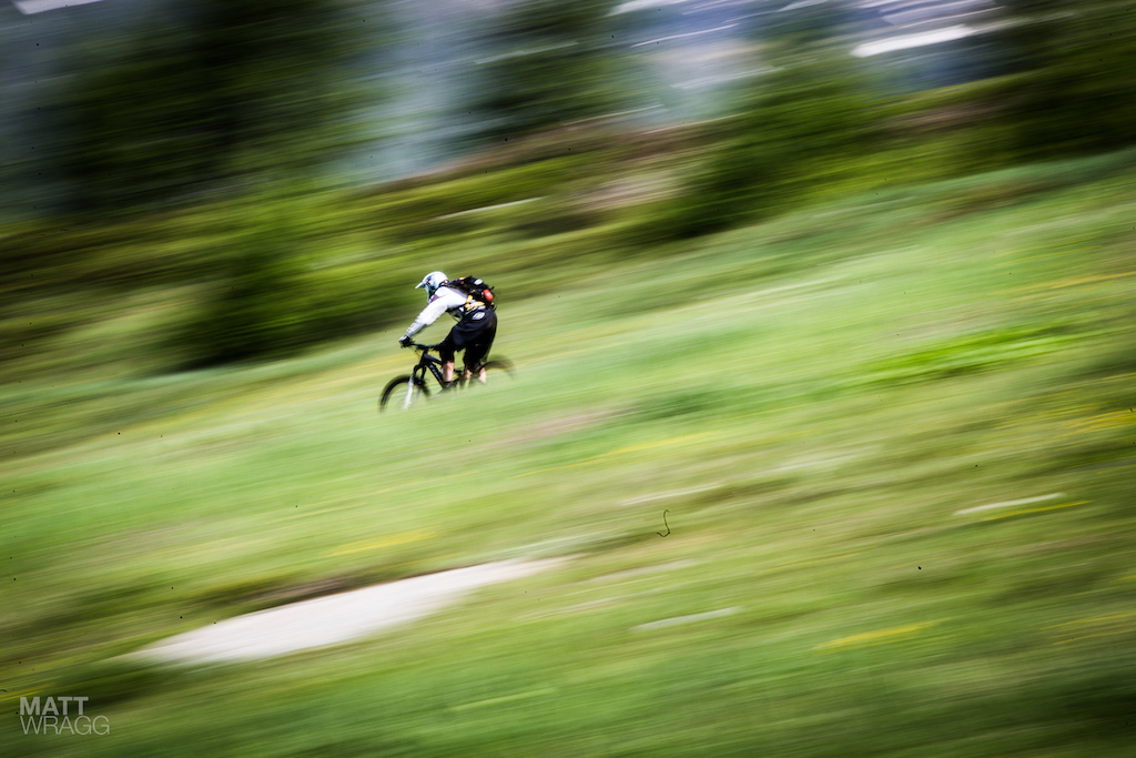 High speed open meadows are perfect for playing around with blurry panning shots if nothing else 1 10 .