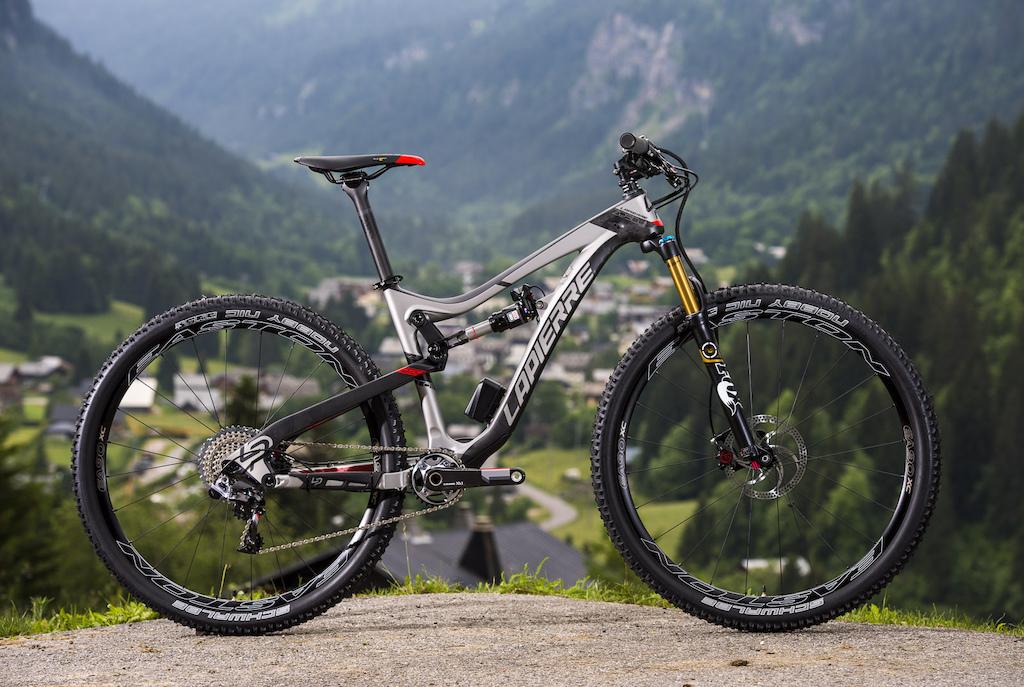 Bikes 2014 Lapierre Bikes Zesty TR