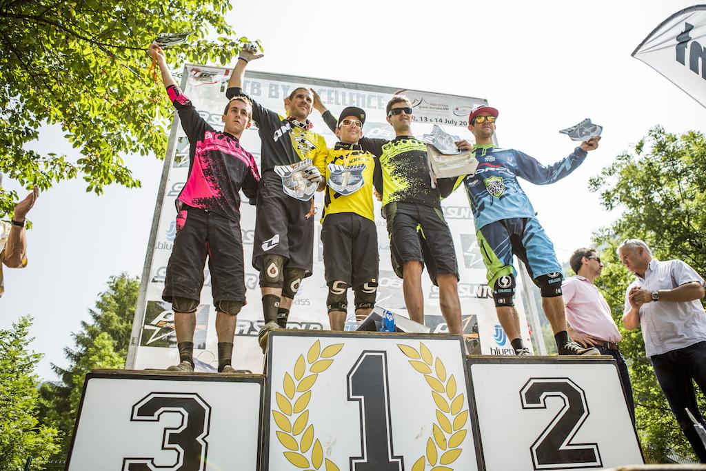 Megavalanche 2013 Finals Hoshi Yoshida