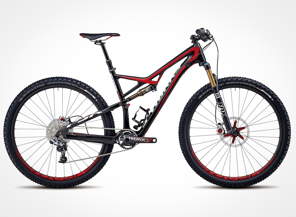 2014 Specialized Bikes Camber S Works