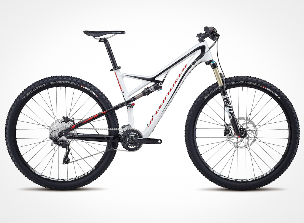 2014 Specialized Bikes Camber Carbon Comp
