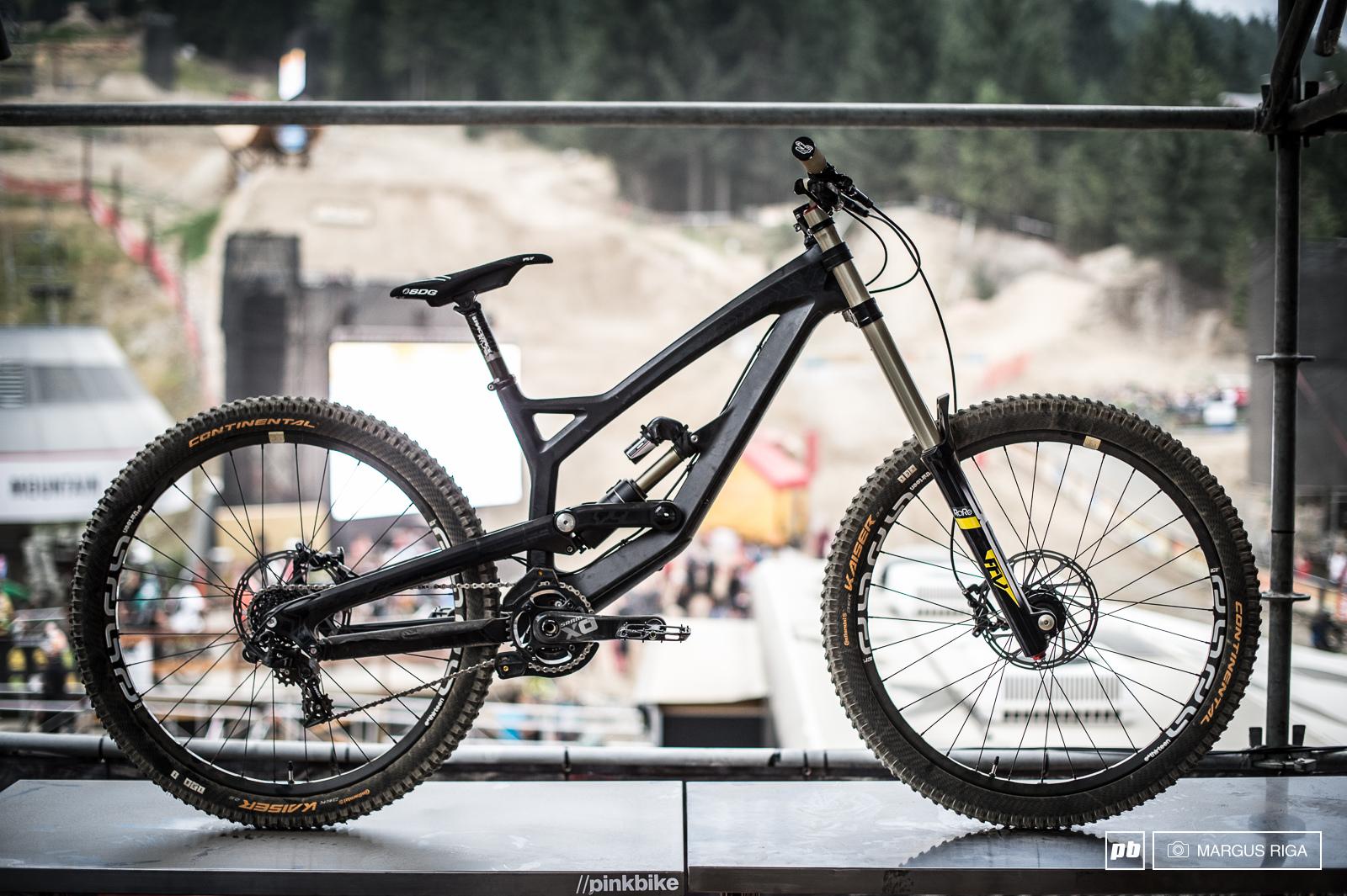 Yt Carbon 27 5 Dh Bike Mtb