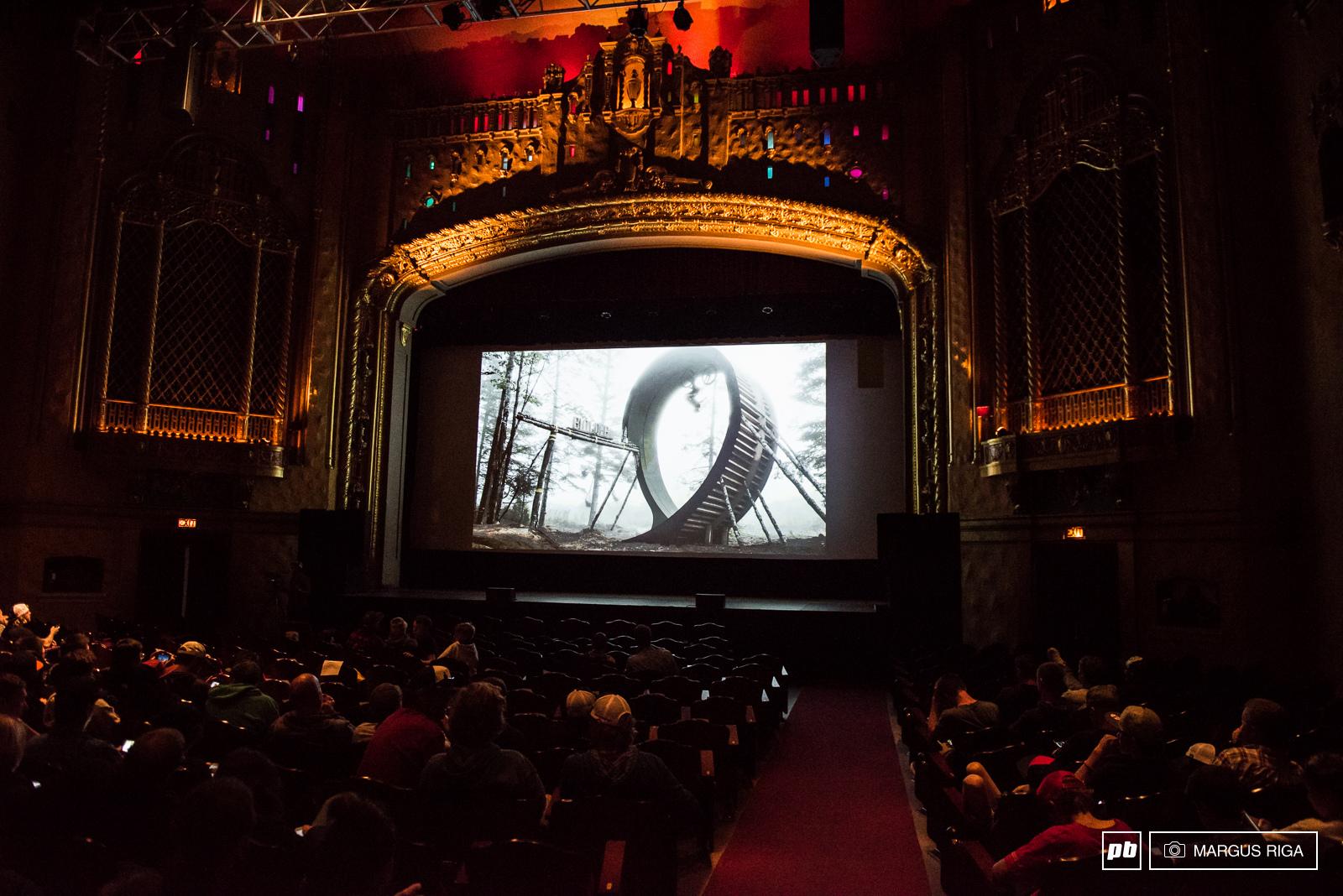 Builder Movie Premiere...