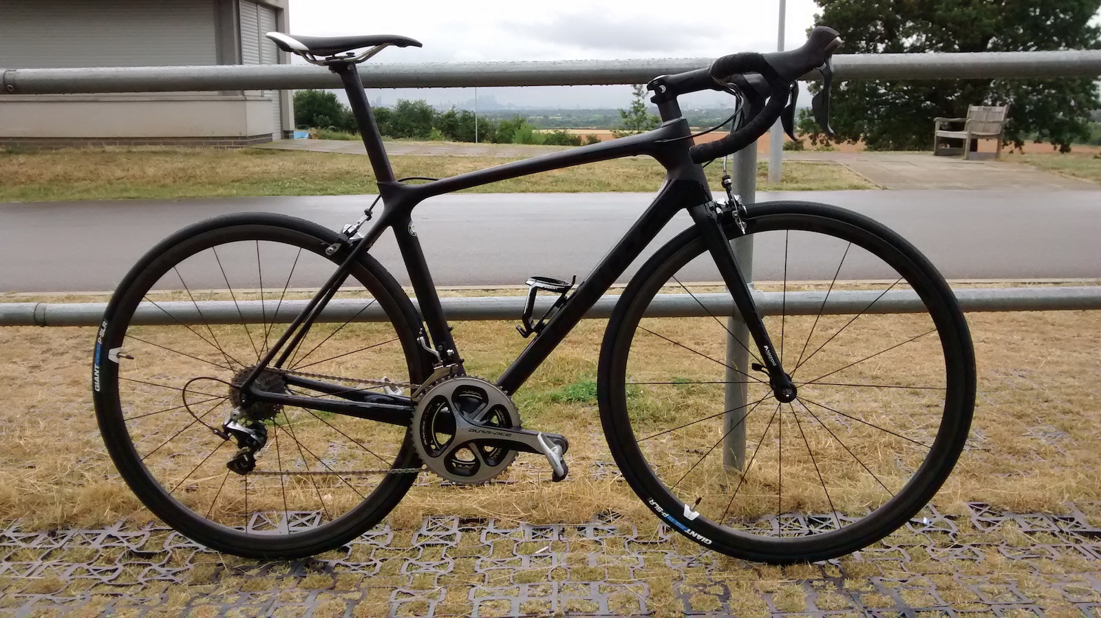 Review Giant Tcr Advanced Pro 0 Road Cc