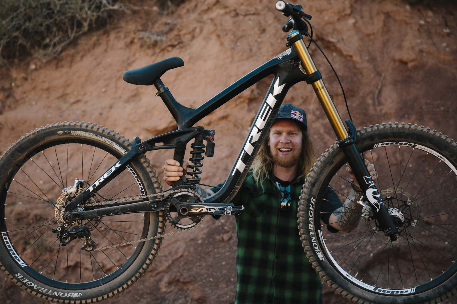 38 bikes from red bull rampage 2015 pinkbike. Black Bedroom Furniture Sets. Home Design Ideas