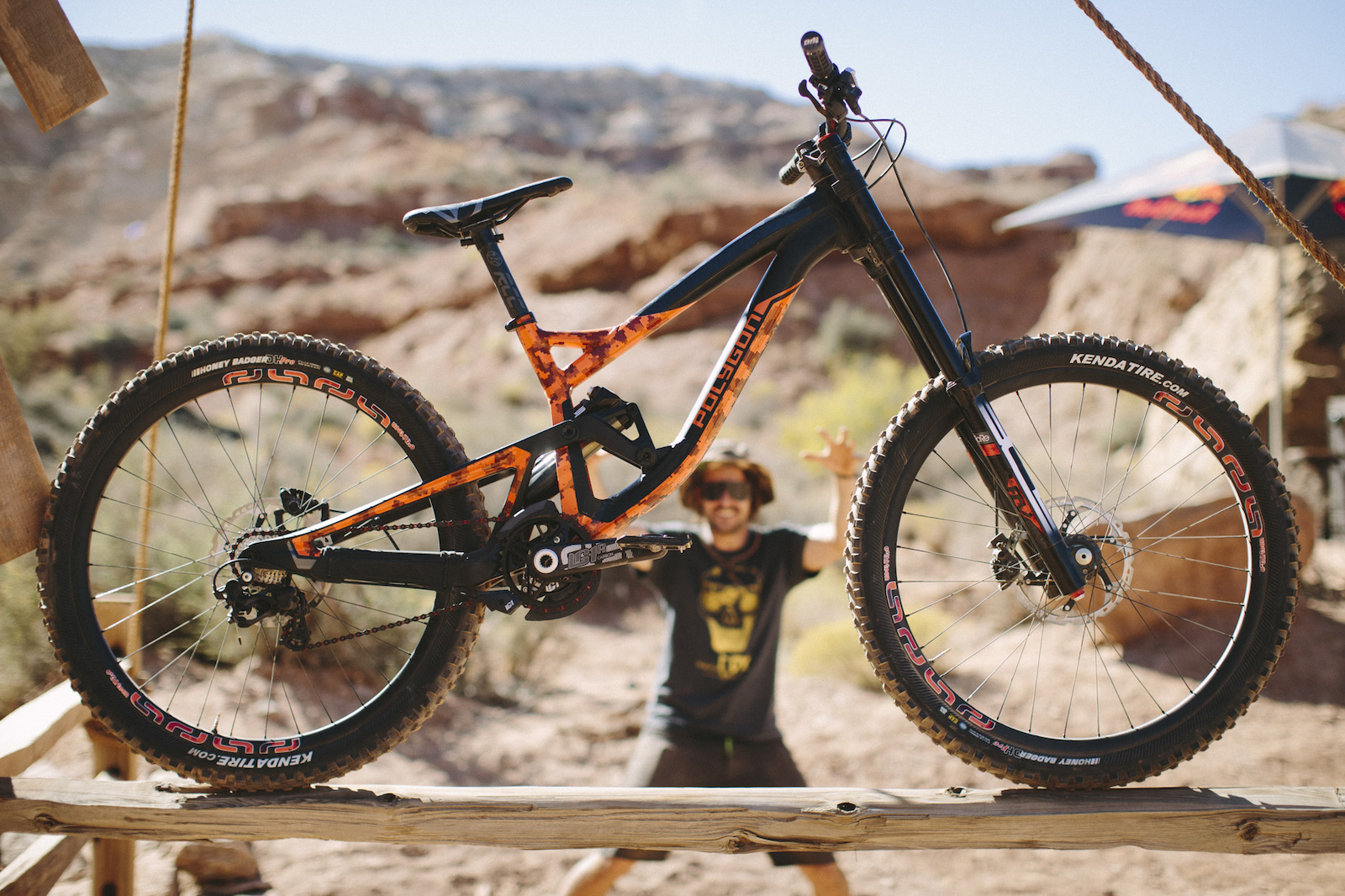 Kelly Services Utah >> 38 Bikes From Red Bull Rampage 2015 - Pinkbike
