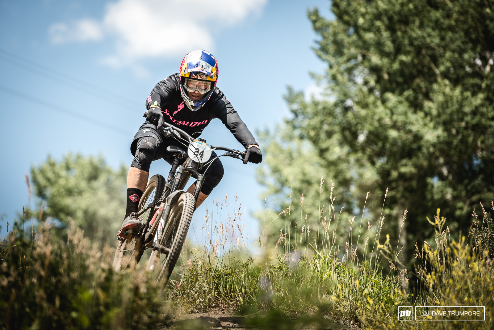 ews aspen day 1 photo epic pinkbike. Black Bedroom Furniture Sets. Home Design Ideas