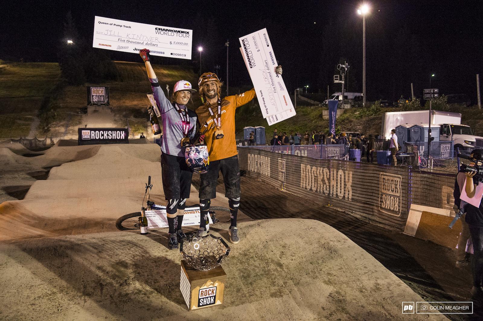 Блог компании Триал-Спорт: Райдеры Norco покоряют фестиваль Crankworx в Вистлере, а Джил Кинтнер завоевывает титул «Королевы Crankworx»!