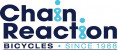 Chain Reaction Bicycles logo