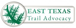 East Texas Trail Advoacacy logo