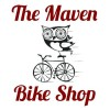 The Maven Bike Shop logo