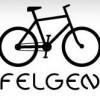 Felgen Sykkelverksted logo