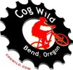 Cog Wild Mountain Bike Tours & Shuttle logo