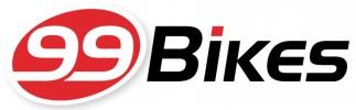 99 Bikes - Stanmore logo