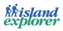 Island Explorer logo