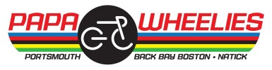 Papa Wheelies Natick logo