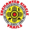 Enchanted Circle Trails Associations logo