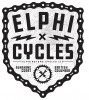 Elphinstone Cycles - Gibsons logo