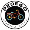 Pedego/amp'd adventures logo