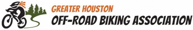 Greater Houston Off-road Biking Association logo