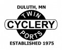Twin Ports Cyclery logo