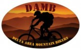 Delta Area Mountain Bikers logo