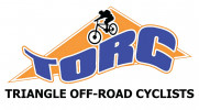 Triangle Off-Road Cyclists