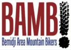 Bemidji Area Mountain Bikers logo