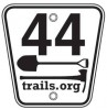 44 Trails Association logo