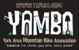 York Area Mountain Bike Association logo