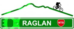 Raglan Mountain Bike Club logo
