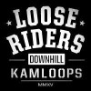 Loose Riders Kamloops logo