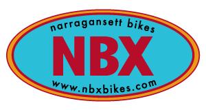 905c6741fe NBX Bikes of Narragansett logo