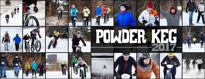 Powder Keg Snowshoe & Fat-Bike Races