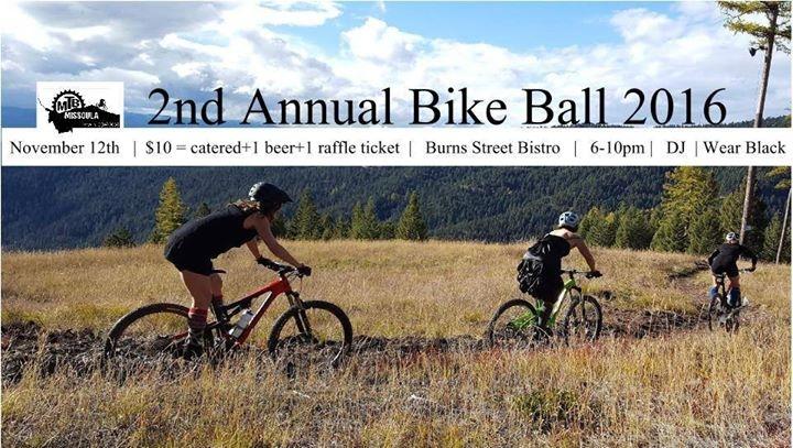 2nd Annual MTB Missoula Bike Ball