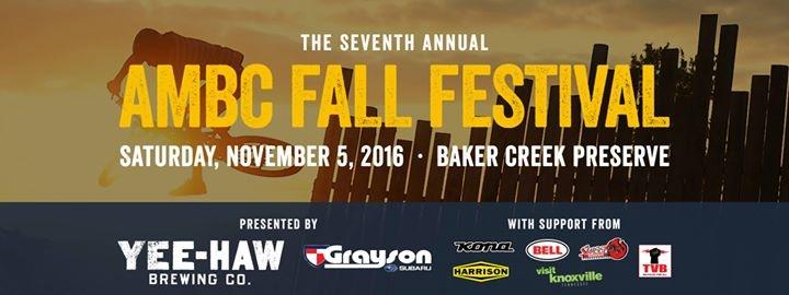 AMBC Fall Fest 2016!