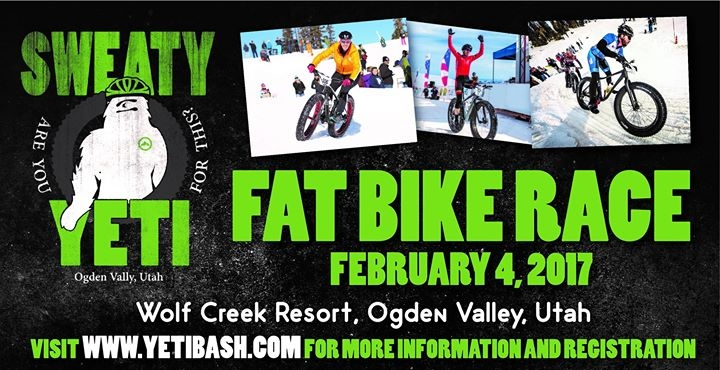 Sweaty Yeti Fat Bike Race presented by Borealis