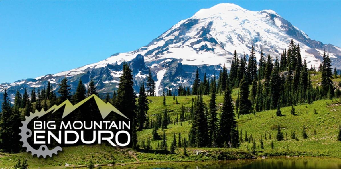 Big Mountain Enduro #4 - Mt. Rainier
