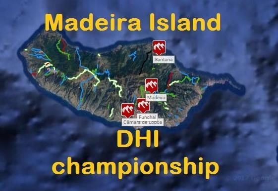 5ª Taça da Madeira de DHI Ponta do Pargo