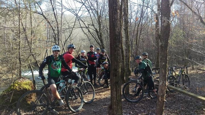 Tannehill 2nd Tuesday monthly Mountain Bike ride!