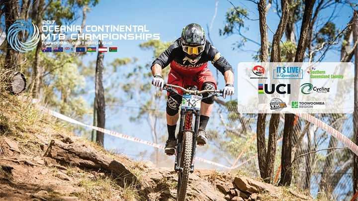 2017 Oceania Continental MTB Championships