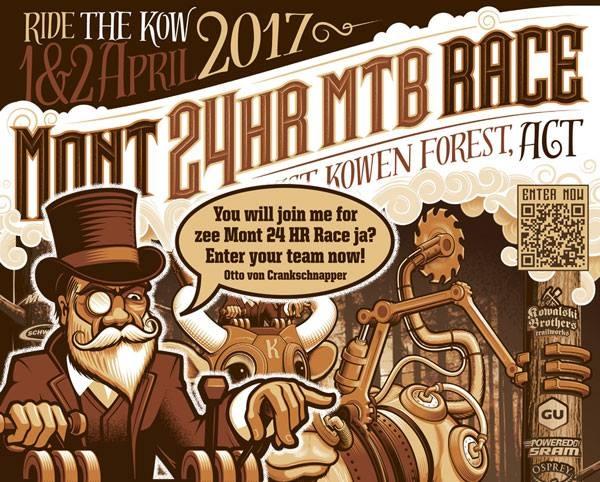 The Mont 24 Hour MTB Race 2017