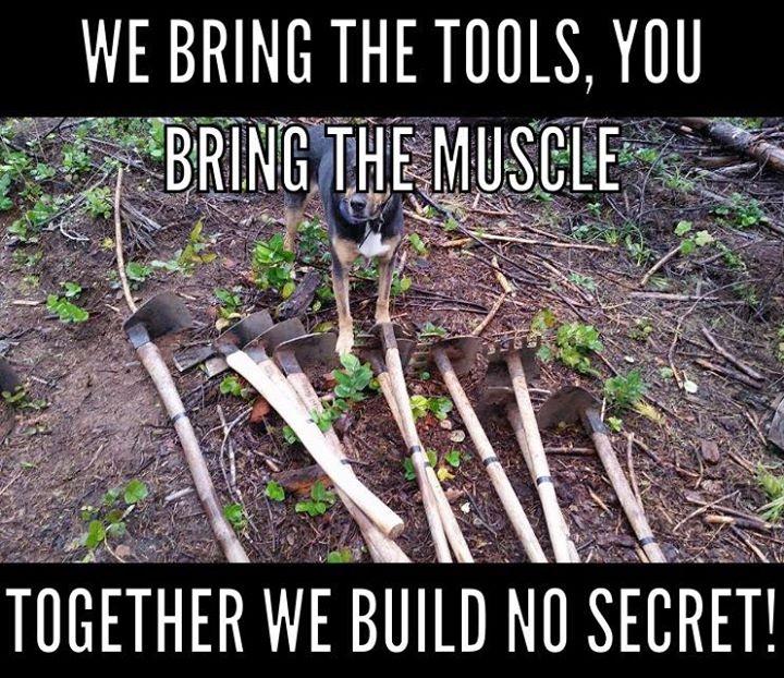 No Secret Build