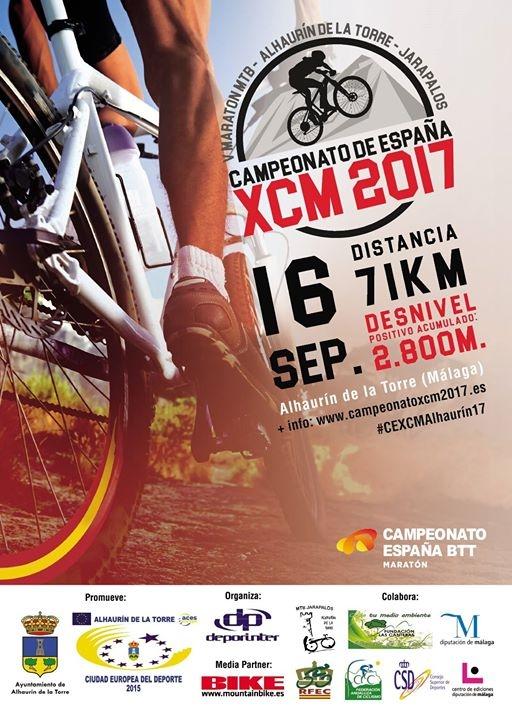 Spanish National Championships - XCM 2017