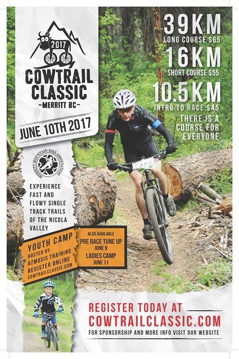 Cow Trail Classic 2017- Merritt Mountain Bike Association