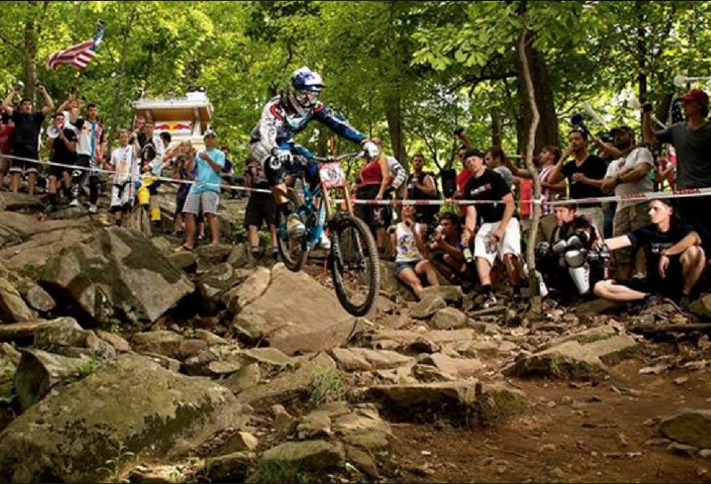US Open at Mountain Creek Bike Park