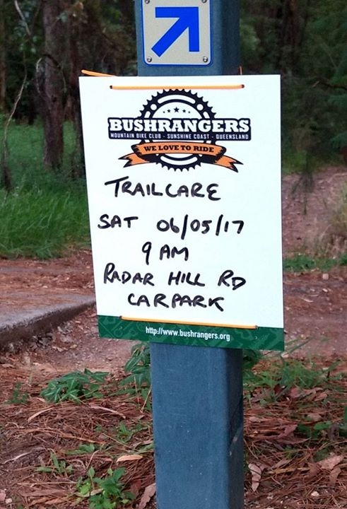 Parklands Trail Care Day
